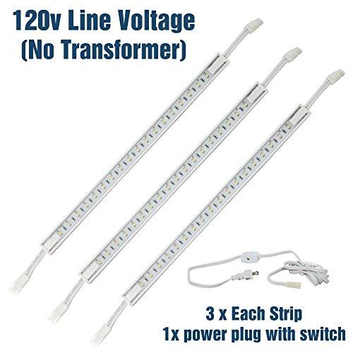 110V Led Under Cabinet Lights