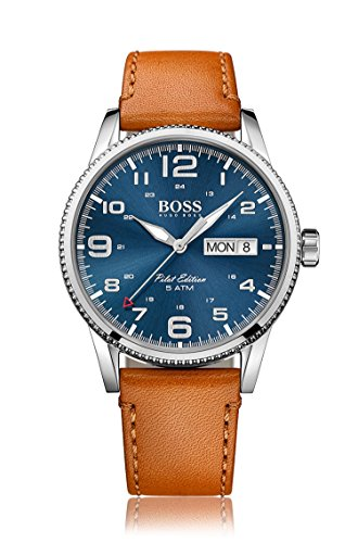 Hugo Boss Mens Analog Dress Quartz Watch (Imported) - Mens Watches Boss