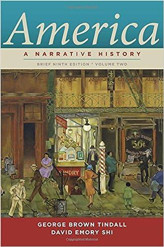 America a narrative history vol 2