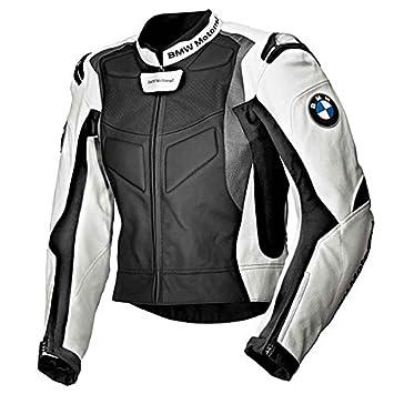 Bmw-Motorrad - Chaqueta deportiva para hombre de piel ...