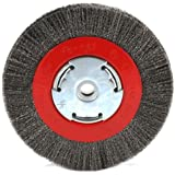 6 Quot Wire Brush Wheel For Bench Grinder Power Bench