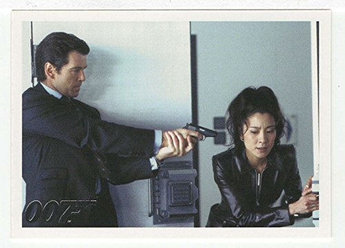 James Bond and Wai Lin (Trading Card) James Bond 007 - Dangerous Liaisons # 94 Rittenhouse Archives 2005 - NM/MT