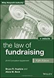 img - for The Law of Fundraising (Wiley Nonprofit Authority) book / textbook / text book