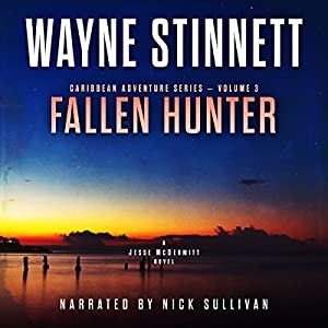 Fallen Hunter: A Jesse McDermitt Novel Audiobook