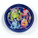 Monster Maze Puzzles, eight supplied