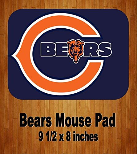 Chicago Bears Football Team Mouse Pad Home ()
