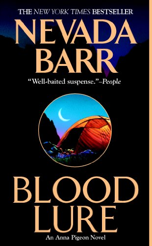 Blood Lure (Anna Pigeon Mysteries Book 9) (National Glacier Park Bears)