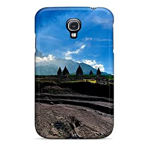 Premium The Lost Temple Back Cover Snap On Case For Galaxy S4