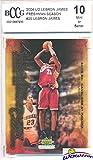 2003/04 Upper Deck Freshman Season Lebron James