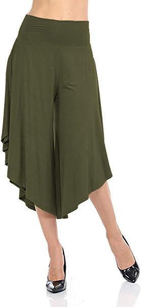 Falda Pantalon Mujer Pantalon Pantalones Aladdin Pantalones ...