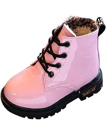 c17e2519b0ed8 Chaussures Bébé Binggong Chaussures Enfant en bas âge Nouveau-né Bébé  Garçons Fille Berceau Bottes Dhiver ...