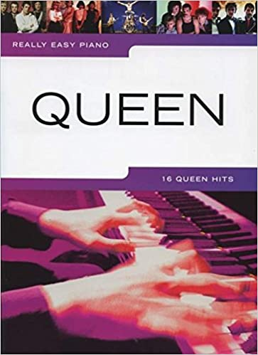 Really Easy Piano: Queen: Amazon co uk: Queen: 9781458413697