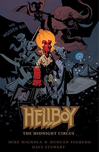 Hellboy: The Midnight Circus -