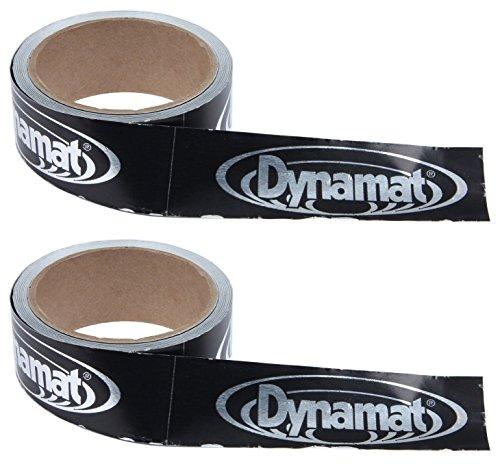 Dynamat 13100 1-1/2'' Wide and 30' Long DynaTape Sound Deadener (2-Pack) by Dynamat