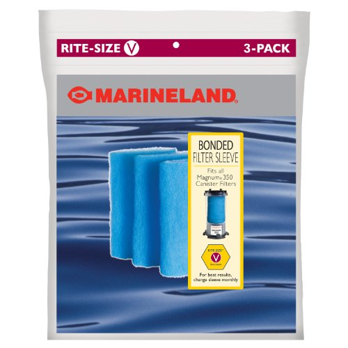 Marineland PA0114-03 Bonded Filter Sleeve for Magnum 350 Can
