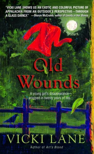 Old Wounds (The Elizabeth Goodweather Appalachian Mysteries Book 3)