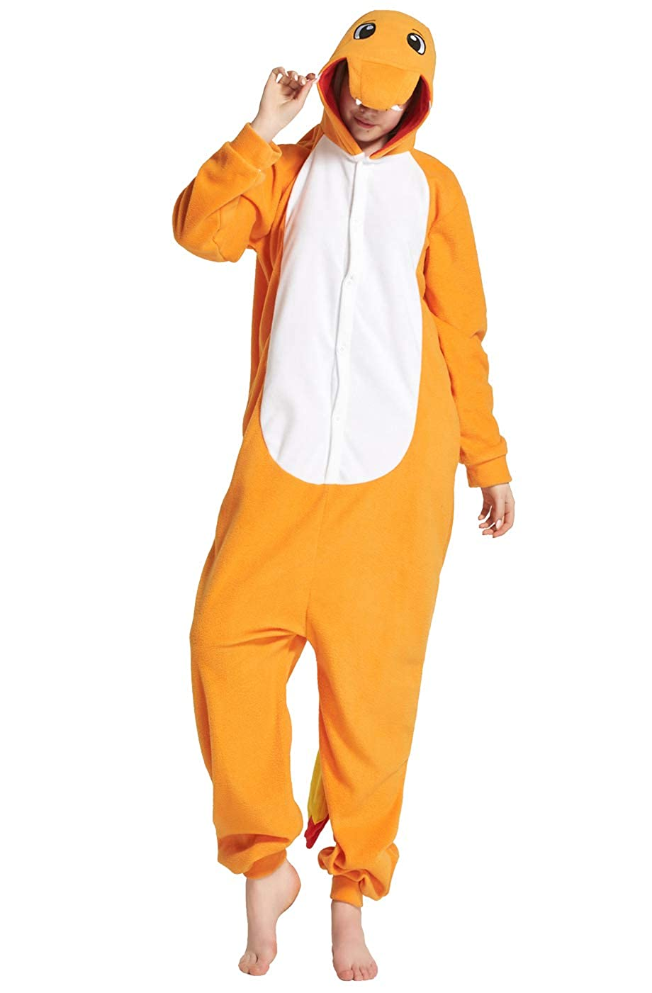 Apiidoo Halloween Christmas Adult Animal Pajama One Piece Cosplay Onesie Costume