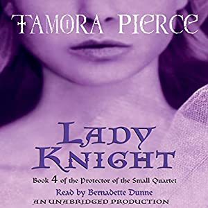 Lady Knight Audiobook
