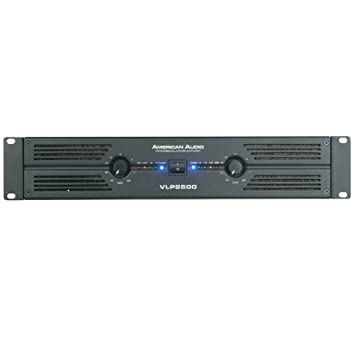 American Audio 1141000012 - Amplificador