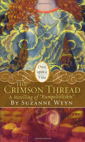 Book cover for The Crimson Thread