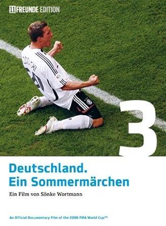 Deutschland Ein Sommermärchen 11 Freunde Edition Amazonde