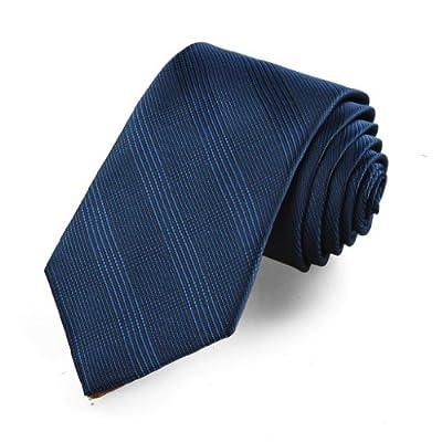 MR Man's Simple Stylish Classic Striped Necktie