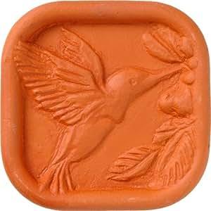 JBK Hummingbird Terra Cotta Brown Sugar Saver