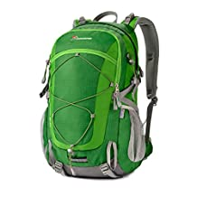 Mountaintop 40L Lightweight Daypack Camping Backpack/Travel Daypack/Casual Backpack/School Backpck