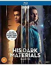 His Dark Materials Season 2 (Includes 4 Art Cards) [Blu-ray] [2020]