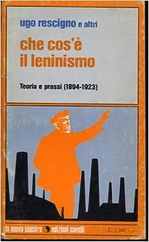 Che cos'è il leninismo