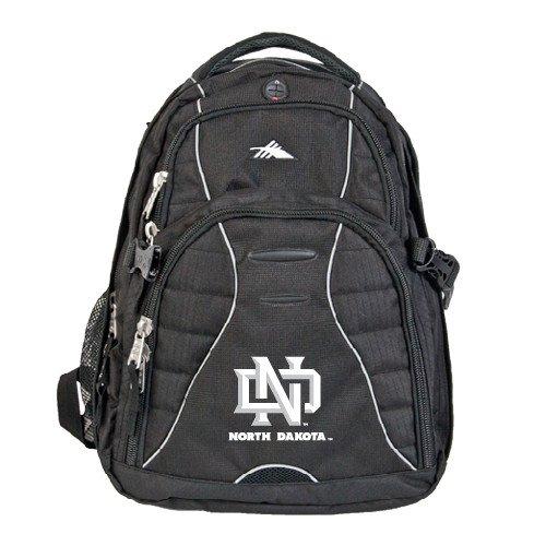 - University of North Dakota High Sierra Swerve Compu Backpack 'Interlocking ND North Dakota'