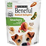 Purina Beneful Baked Delights Snackers Peanut Butt...
