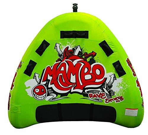 RAVE Sports 02463 Mambo 3-Rider Towable -