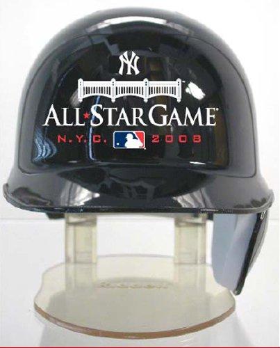 (All Star Miniature Replica MLB Batting Helmet w/Left Ear Covered)