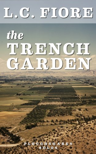 book cover of The Trench Garden