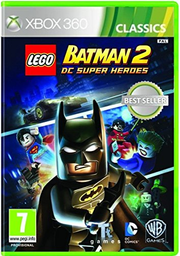 Buy lego batman 2 dc super heroes xbox 360