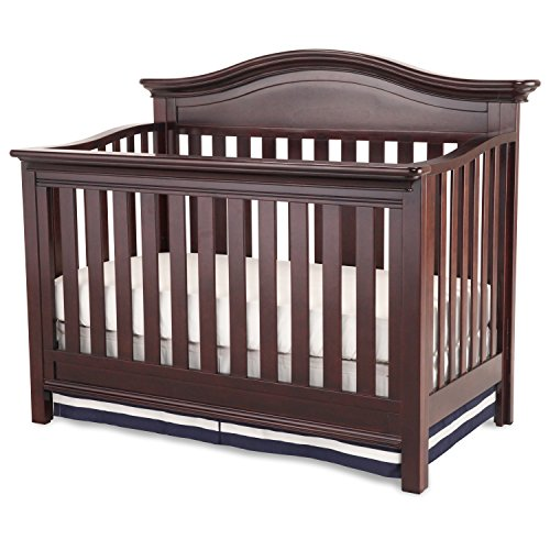 Simmons Kids Augusta Convertible Baby Crib N More, ()