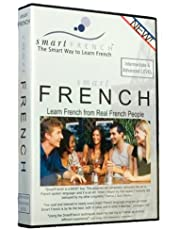 Smart French Intermediate : Learn French from Real French People(Audio CD's)