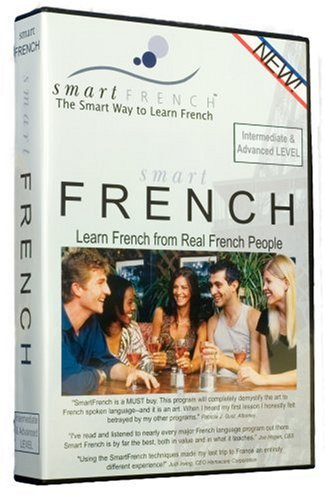 SmartFrench Audio CDs Intermediate/Advanced by SmartFrench