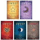 The Complete Cate Tiernan Sweep Series Books 1-15 in Five Volumes [Book of Shadows, Coven, Blood Witch, Dark Magick, Awakening, Spellbound Calling, Changeling, Strife, Seeker, Origins, Eclipse, Reckoning, Full Circle, Night's Child]