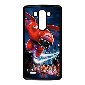 Big Hero 6 YT0067317 Phone Back Case Customized Art Print Design Hard Shell Protection LG G3
