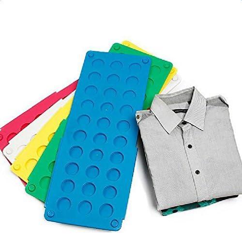 Hosaire Tabla para Doblar Niño Vestidos Pantalones Camisas Doblador de Ropa Plegable (Color al Azar): Amazon.es: Electrónica