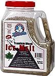Snow Joe BGSJ-12 Bare Ground Coated Granular Ice Melt, 12-Pound