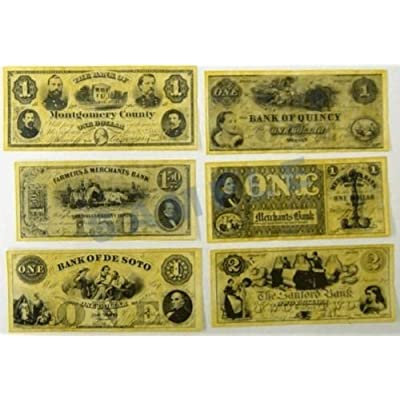 Union States Currency: Toys & Games