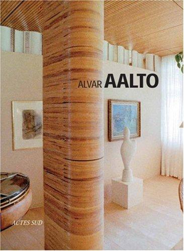 Alvar Aalto Relié – 1 octobre 2008 Gianluca Gelmini Anne Guglielmetti Actes Sud 2742776591