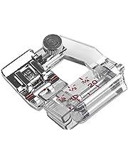 ZIGZAGSTORM 4129850-45 Adjustable Bias Binder Presser Foot for Husqvarna Viking Sewing Machine Group D,1,2,3,4,5,6,7-4129850-45