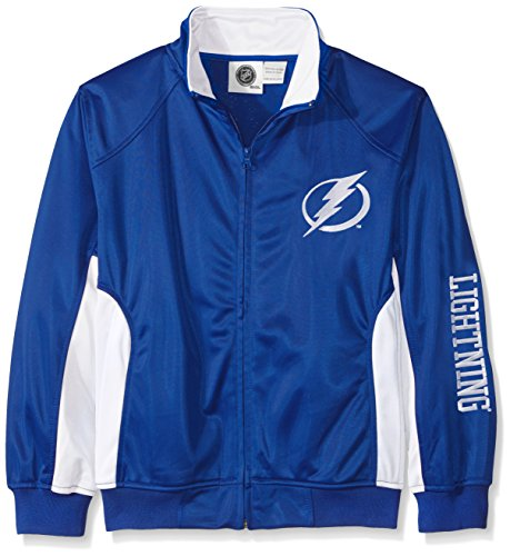 Lighting Jacket: Tampa Bay Lightning Track Jacket, Lightning Track Jacket