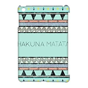 Hakuna Matata 3D-Printed ZLB543306 Personalized 3D Phone Case for Ipad Mini
