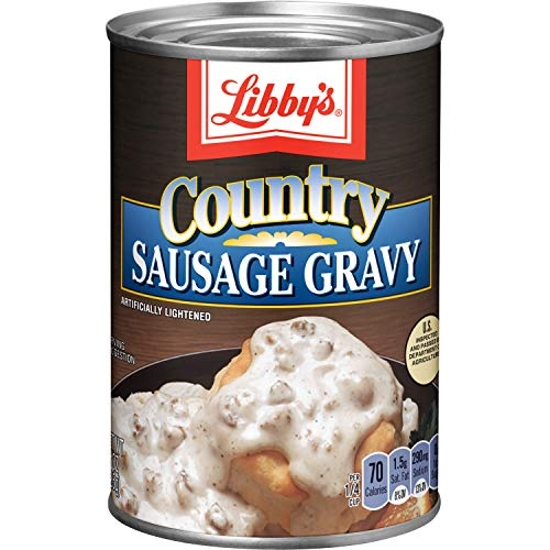 Libby's Country Sausage Gravy