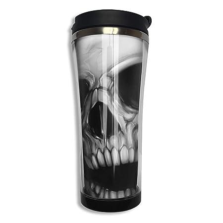 Tazas de café de acero inoxidable Taza térmica de café con ...